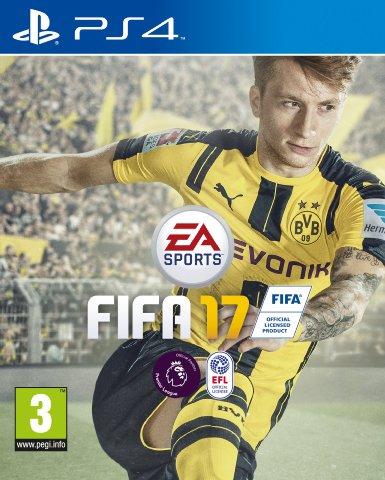 FIFA 17 (Bazar/ PS4)
