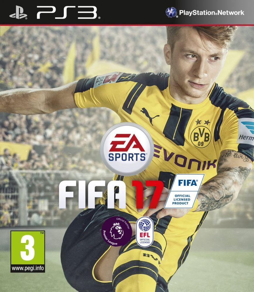 FIFA 17 (Bazar/ PS3)
