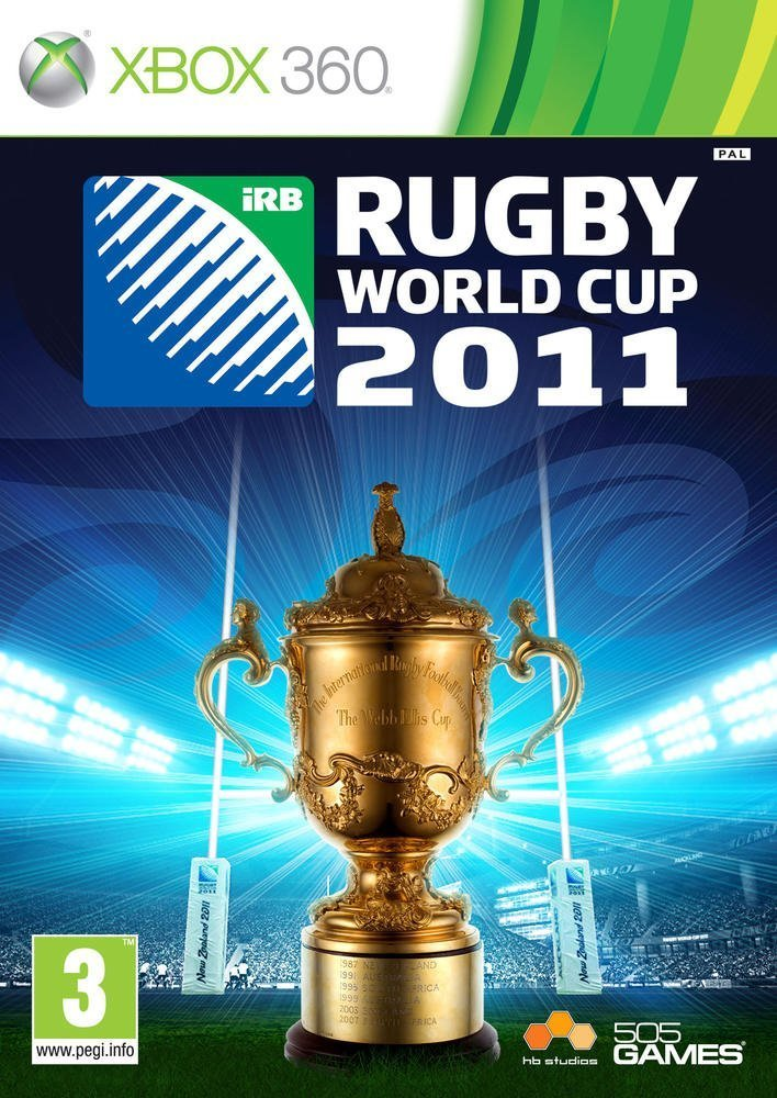 Rugby World Cup 2011 (Bazar/ Xbox 360)