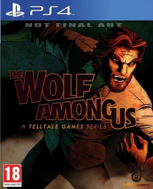 The Wolf Among Us (Bazar/ PS4)