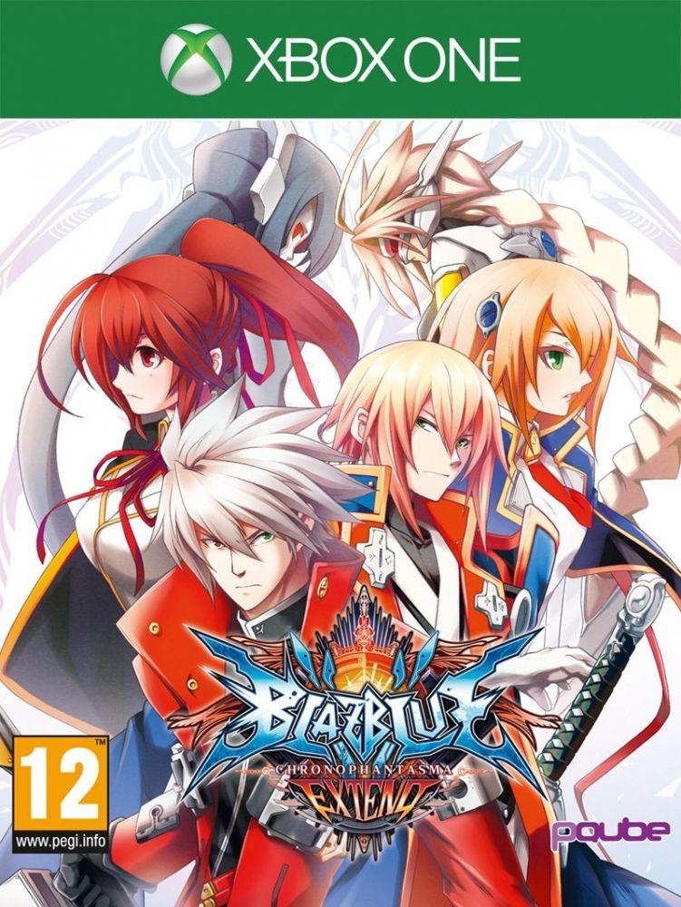 BlazBlue: ChronoPhantasma Extend (Bazar/ Xbox One)