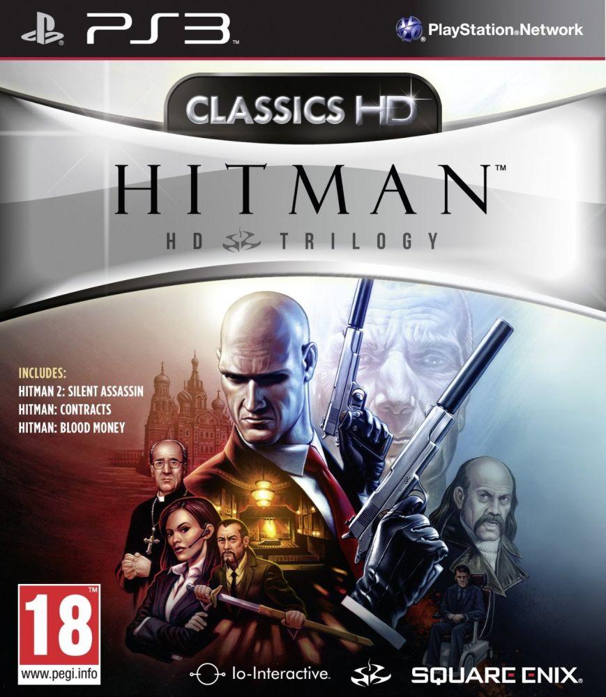 Hitman: HD Trilogy (Bazar/ PS3)