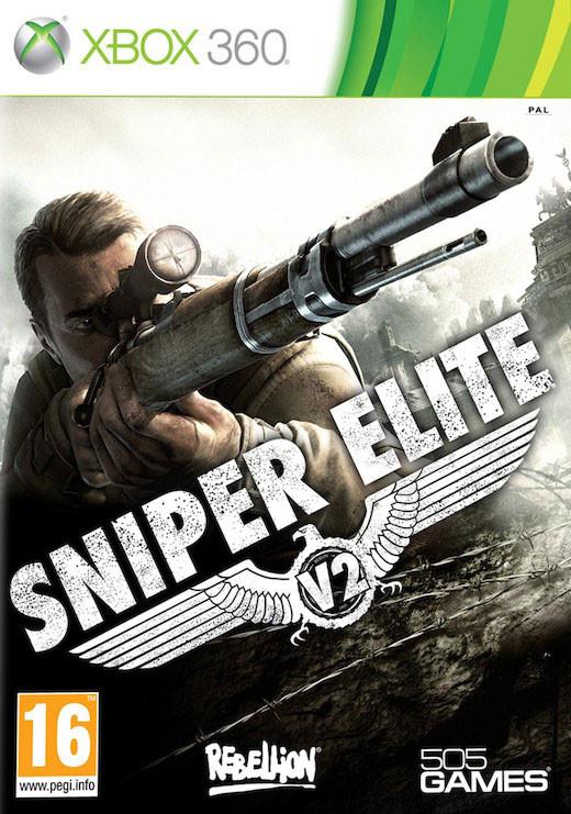 Sniper Elite V2 (Bazar/ Xbox 360)