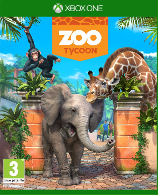 Zoo Tycoon (Xbox One - Kinect) - Fin.