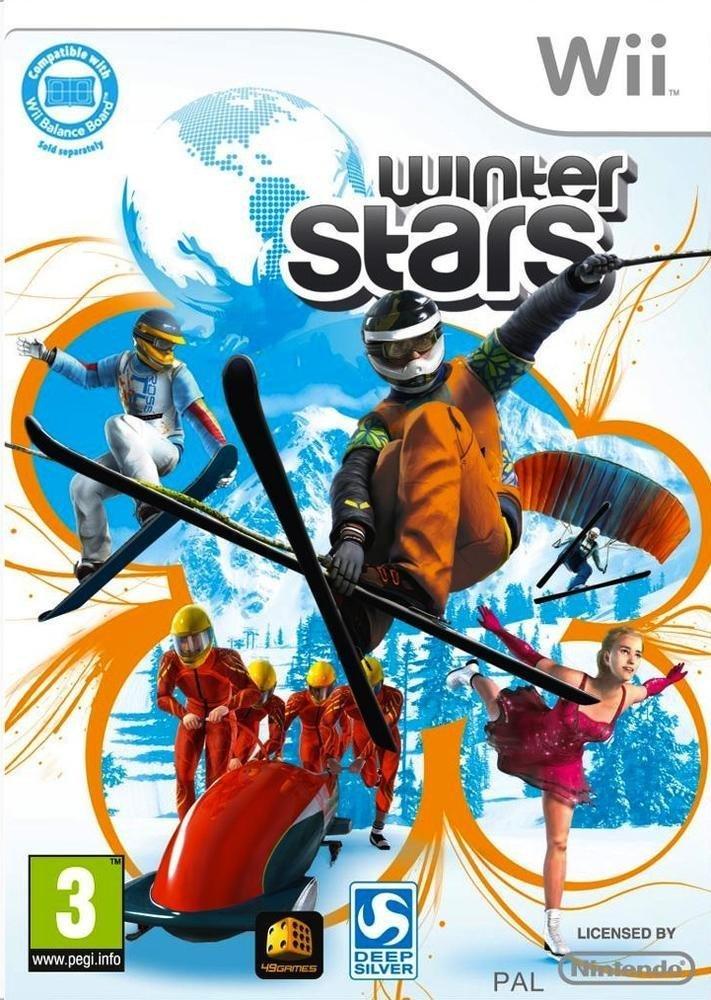 Winter Stars (Bazar/ Wii)