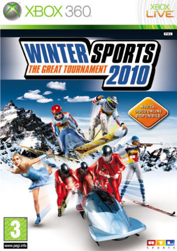 Winter Sports 2010 (Bazar/ Xbox 360)