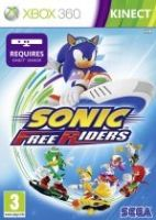 Sonic Free Riders (Bazar/ Xbox 360 - Kinect)