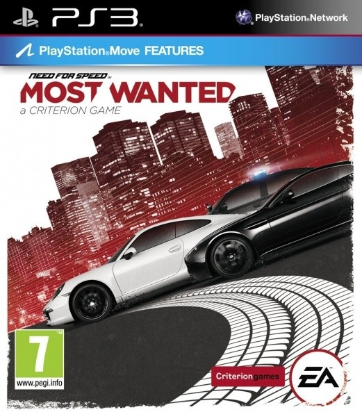 Need For Speed Most Wanted 2 (Bazar/ PS3)