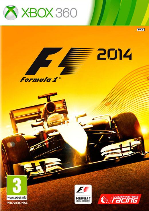 F1 2014 (Bazar/ Xbox 360)