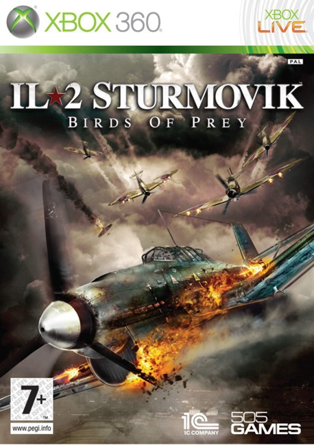 IL-2 Sturmovik: Birds of Prey (Bazar/ Xbox 360)