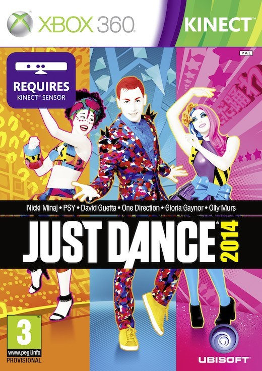 Just Dance 2014 (Bazar/ Xbox 360 - Kinect)