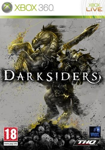 Darksiders (Bazar/ Xbox 360)