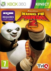 Kung Fu Panda 2 (Xbox 360- Kinect)