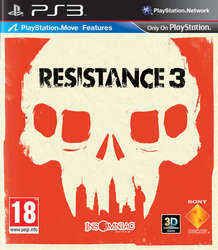 Resistance 3 (PS3 - Move)