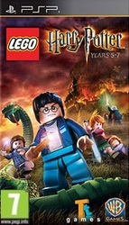LEGO Harry Potter: Years 5-7 (PSP)