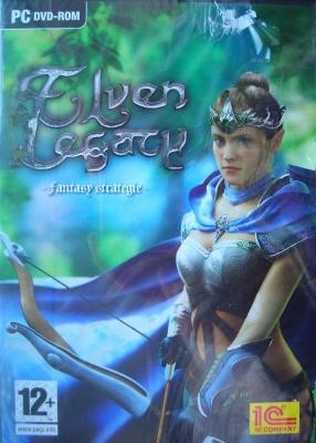 Elven Legacy- fantasy strategie CZ (PC) - Výprodej