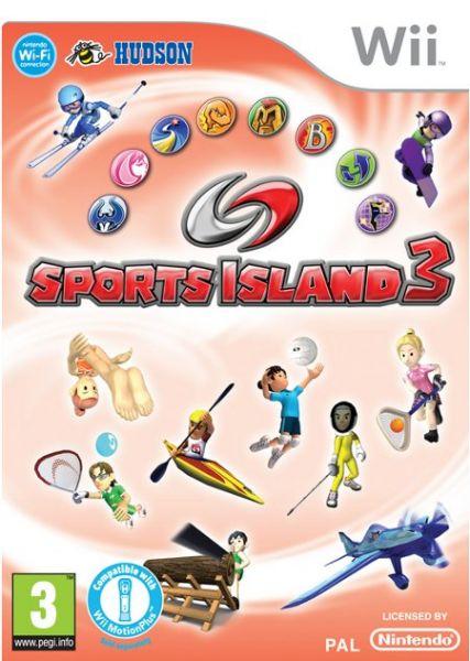 Sports Island 3 (Bazar/ Wii)