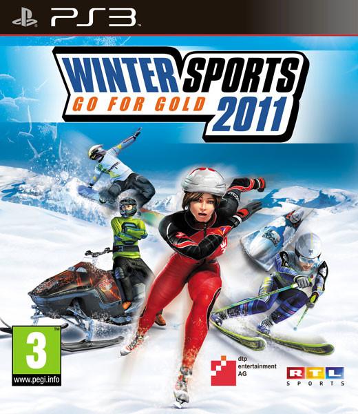 Winter Sports 2011 (Bazar/ PS3)