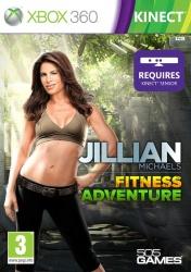 Jillian Michaels Fitness Adventure (Xbox 360- Kinect) - DE