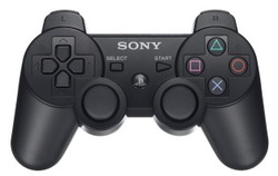 Sony Dualshock 3 Black (PS3)