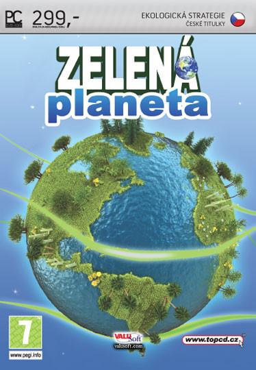 Zelená planeta: Projekt Země CZ (PC) - Výprodej