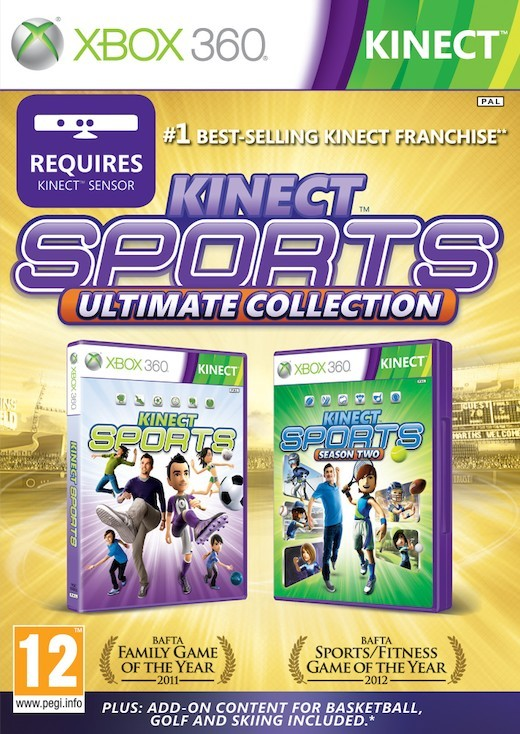 Kinect Sports Ultimate Collection CZ (Xbox 360 - Kinect)