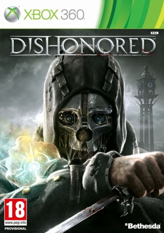 Dishonored (Bazar/ Xbox 360)