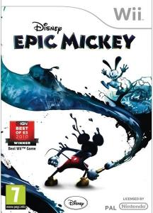 Epic Mickey (Bazar/ Wii)
