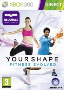 Your Shape Fitness Evolved (Bazar/ Xbox 360 - Kinect)