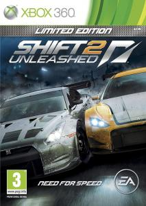 Need For Speed: Shift 2 Unleashed /Limited Edition/ (Bazar/ Xbox 360)
