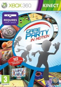Game Party In Motion (Bazar/ Xbox 360 - Kinect)