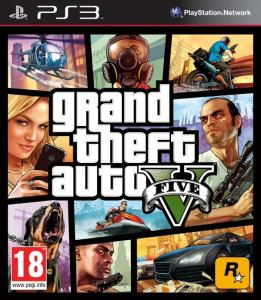 Grand Theft Auto V /GTA V/ (PS3)