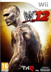 WWE SmackDown vs Raw 2012 /WWE 12/ (Bazar/ Wii)