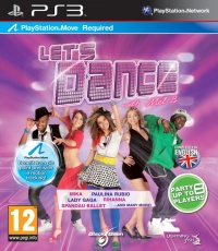 Lets Dance with Mel B (Bazar/ PS3 - Move)