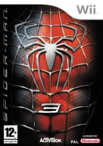 Spider-Man 3 /SpiderMan 3/ (Bazar/ Wii)