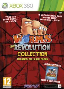 Worms: The Revolution Collection (Bazar/ Xbox 360)