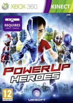 PowerUP Heroes (Bazar/ Xbox 360 - Kinect)