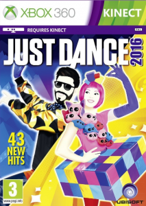 Just Dance 2016 (Bazar/ Xbox 360 - Kinect)