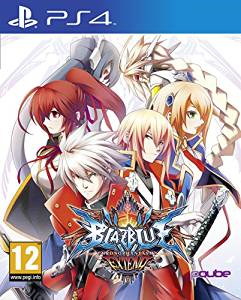BlazBlue: ChronoPhantasma Extend (Bazar/ PS4)