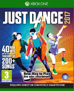 Just Dance 2017 CZ (Xbox One - Kinect)