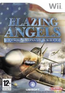 Blazing Angels: Squadrons of WWII (Bazar/ Wii)