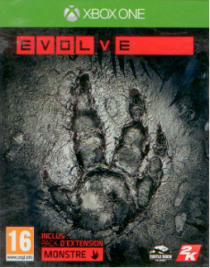 Evolve /Inc. Monster Expansion Pack/ (Bazar/ Xbox One)