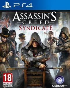 Assassins Creed Syndicate (Bazar/ PS4)