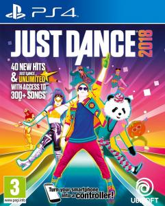 Just Dance 2018 (Bazar/ PS4 - Move)