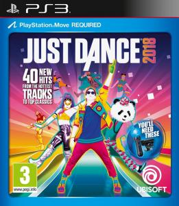 Just Dance 2018 (Bazar/ PS3 - Move)