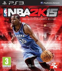 NBA 2K15 (Bazar/ PS3)