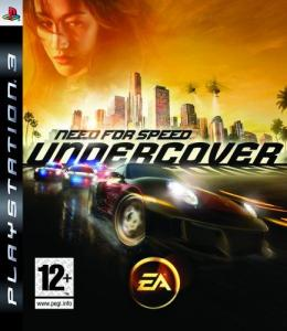 Need For Speed: Undercover (Bazar/ PS3)