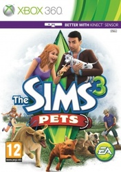 The Sims 3: Pets (Xbox 360 - Kinect)