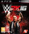 WWE 2K16 (Bazar/ PS3)